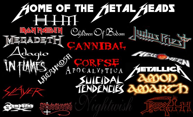 Home Of The Metalheads