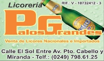 LICORERIA PALOS GRANDRES