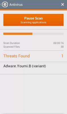 ESET Mobile Security & Antivirus
