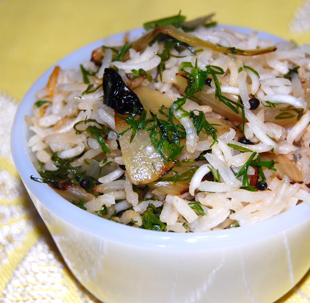 Dill Rice