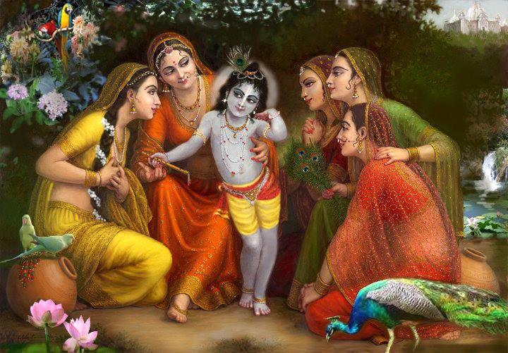 Vaisyas creativity is god: Kri...