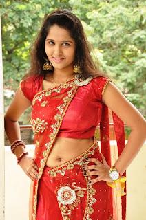 Actress Jayanthi  Saree Stills 018
