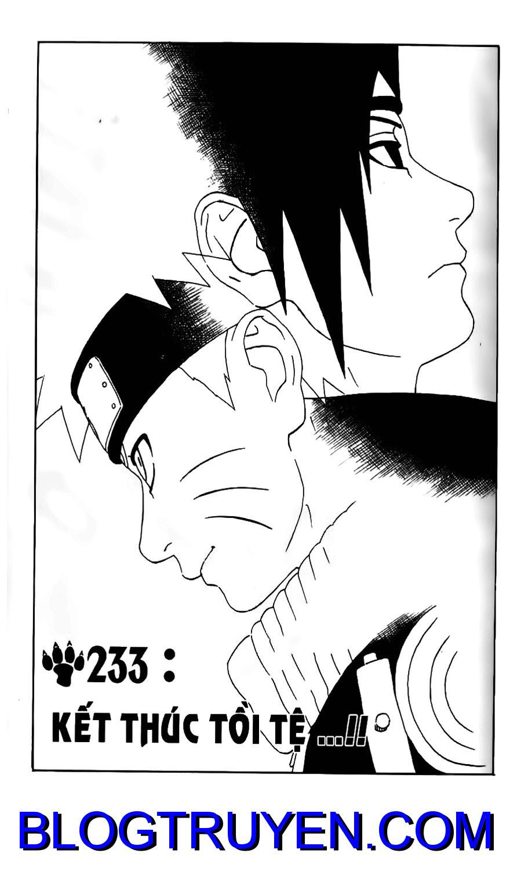 Naruto chap 233 Trang 2 - Mangak.info