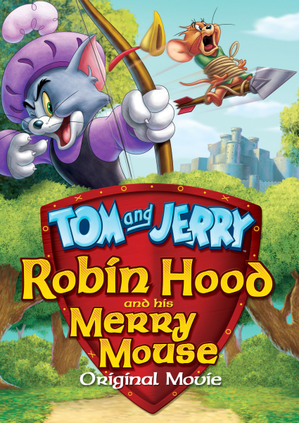 Xem phim Tom And Jerry: Robin Hood And His Merry Mouse