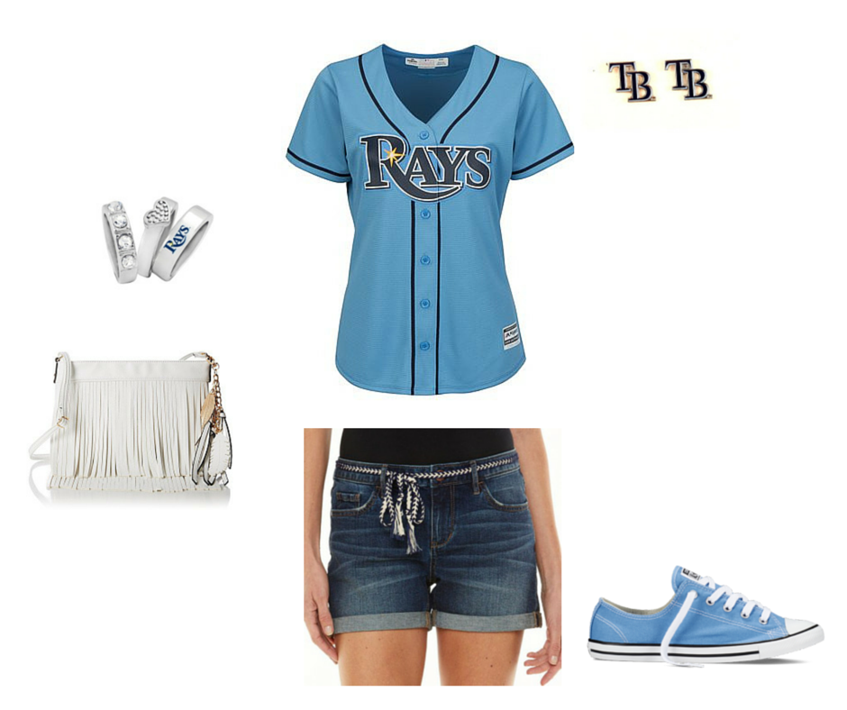 Tampa Bay Rays women's fashion