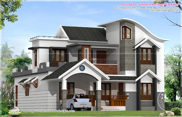 Contemporary Home Modern House Plans Designs