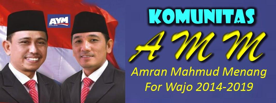 Amran Mahmud Menang