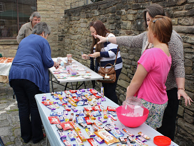 Horwich Summer Fete - Baking for Babies