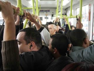 aumento passagem ônibus trem metrô