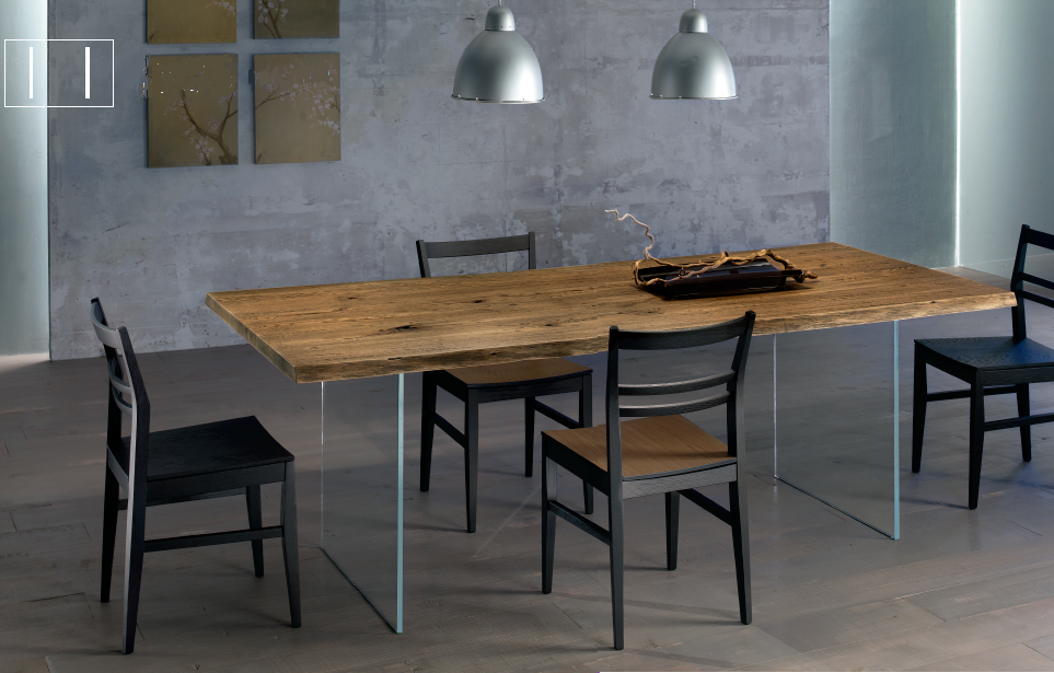 Riflessioni di una lady semiseria l 39 evoluzione dei tavoli for Piano casa per 1000 piedi quadrati