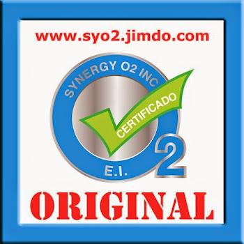 OXIGENO LIQUIDO ORIGINAL