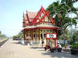 Train ticket bangkok hua hin