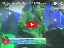 MTQ Nasional 24 Tahun 2012 (H.R Harmoko Qori Terbaik 1)