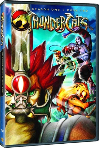 Thundercats Seasons on Thundercats 2011 Espa  Ol Latino Temporada 1 Book 1 Y 2 Descargar Dvdr