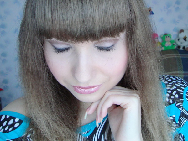 365 Days of Makeup, Artdeco, Cherie ma Cherie, Makeup Look, Max Factor, Oriflame, Pupa, Tutorials, Vivienne Sabo, Brown Eyes