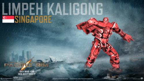 Singapore Jaeger