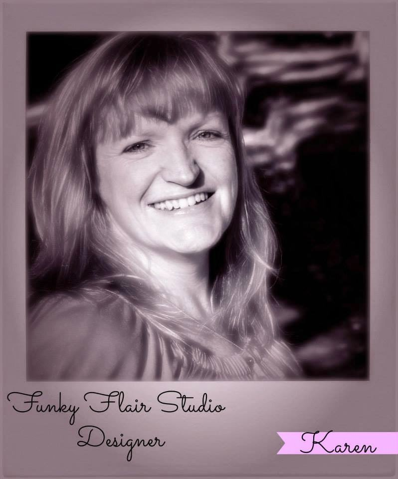 I have designed for Funky Flair Studio