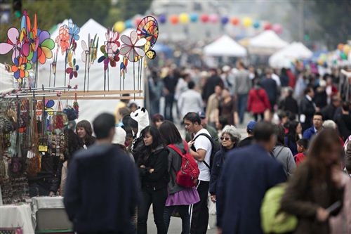 Biggest Chinese New Year Street Festival In San Francisco