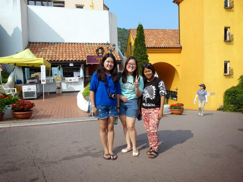 Ewha Summer Studies Petite France Seoul South Korea lunarrive travel blog