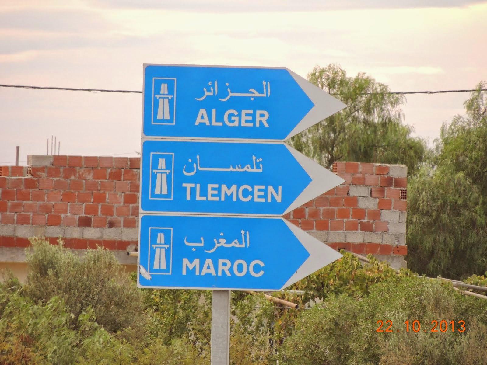 La premiére autoroute en Algérie