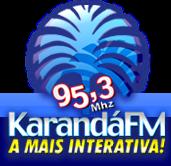 Rádio Karandá FM de Naviraí ao vivo
