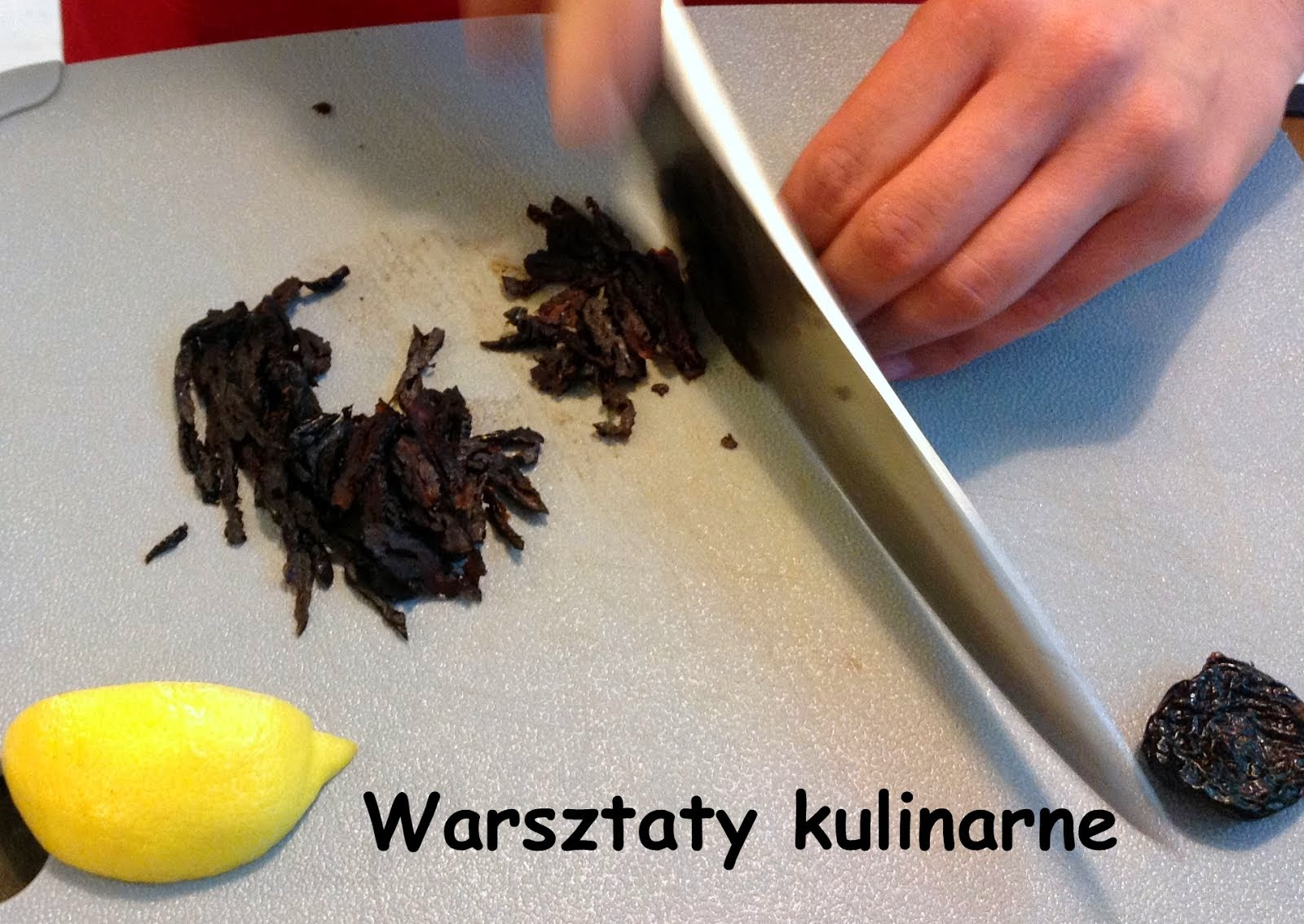 Warszaty kulinarne