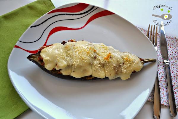 Berenjenas rellenas cocinar en casa es for Cocina berenjenas rellenas