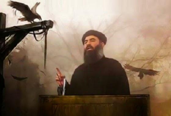 Abu Bakar Al Baghdadi (Arrahmah.com)