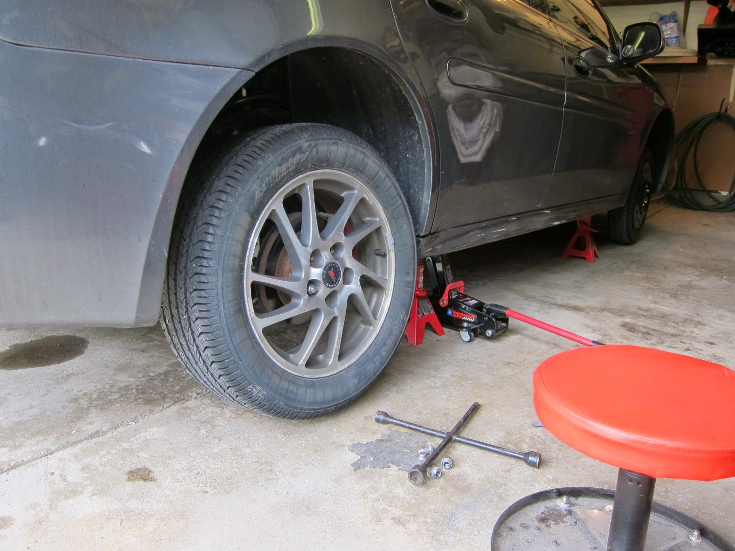 how to change a tire, rotate tires