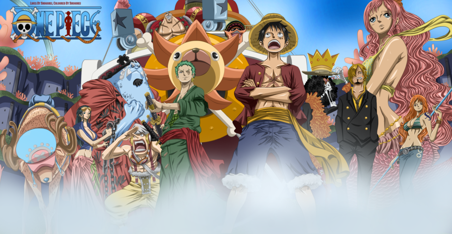 Superanimestation home page - One piece pictures new world ...