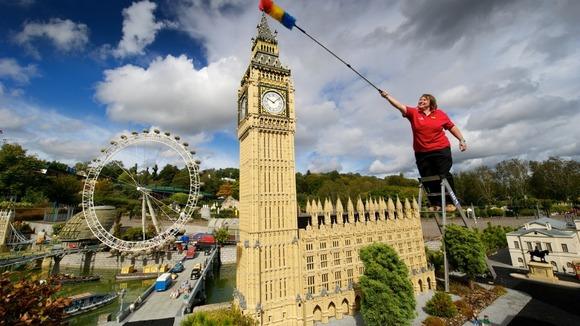 El Parque Temático Lego