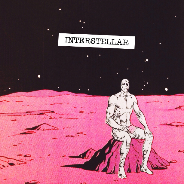 playlist, interstellar, soundtrack, watchmen, sci-fi, fantascienza