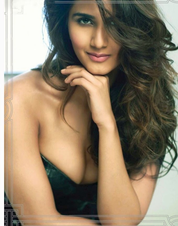 Vaani Kapoor MAXIM India Magazine August 2014 Photoshoot