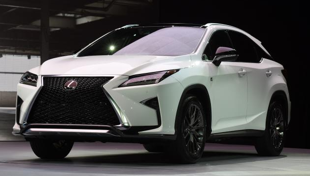 2018 Lexus RX 350 Price, Powertrain and Redesign