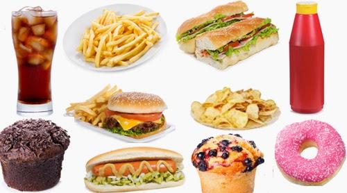alimentos que impiden adelgazar