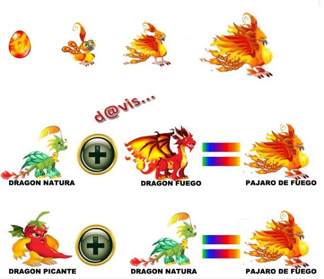 Como obtener Dragón Pájaro de Fuego