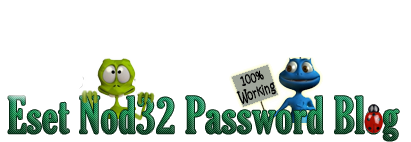 eset nod32 username and passwords