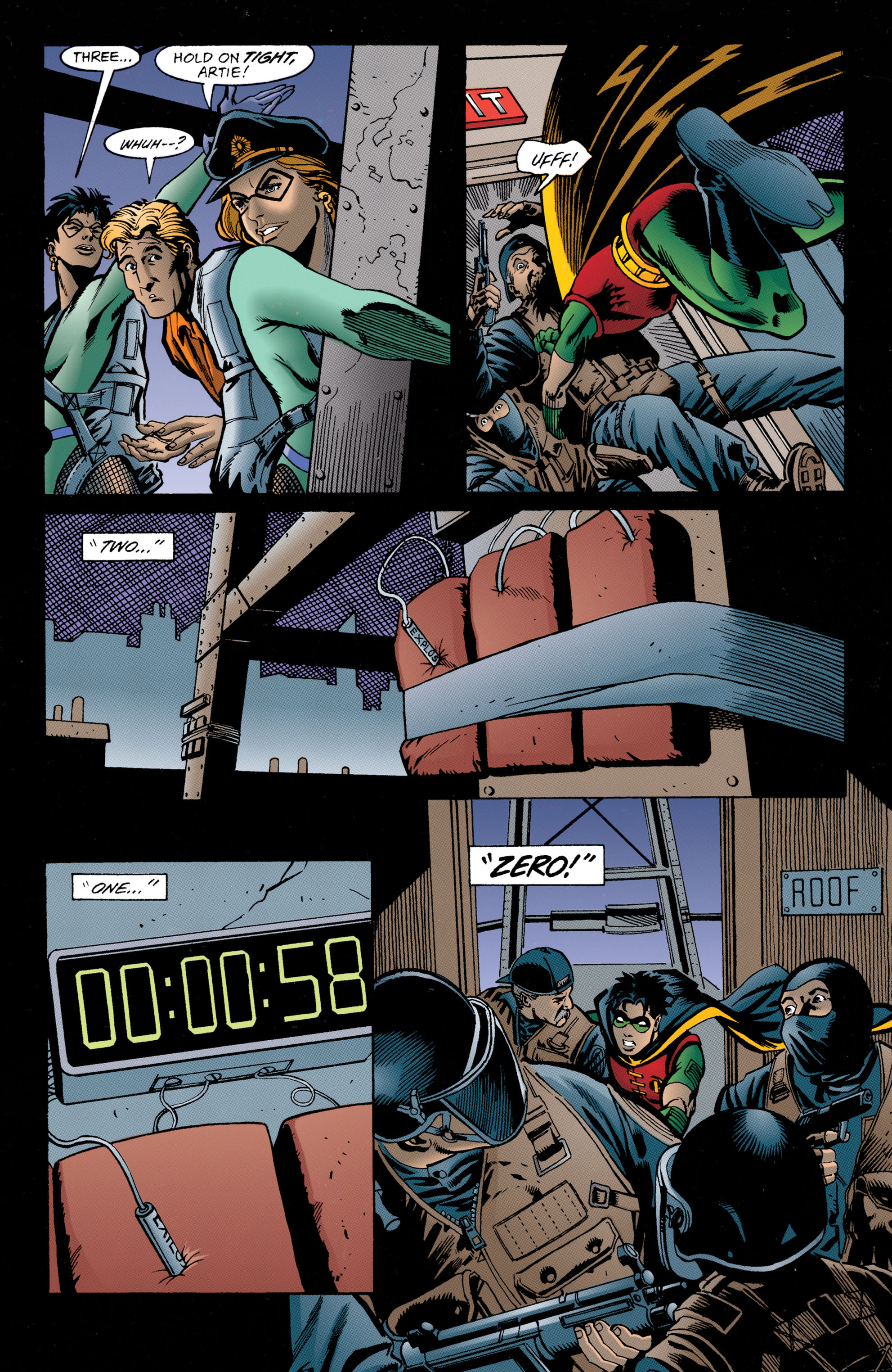 Detective Comics (1937) Issue #705 Page 17