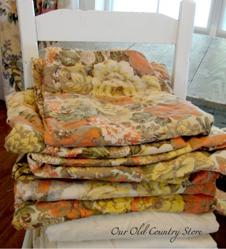 Our Old Country Store: Rag Rug Tips/Tutorials