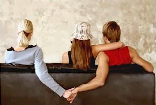 penyebab perselingkuhan dalam sebuah hubungan