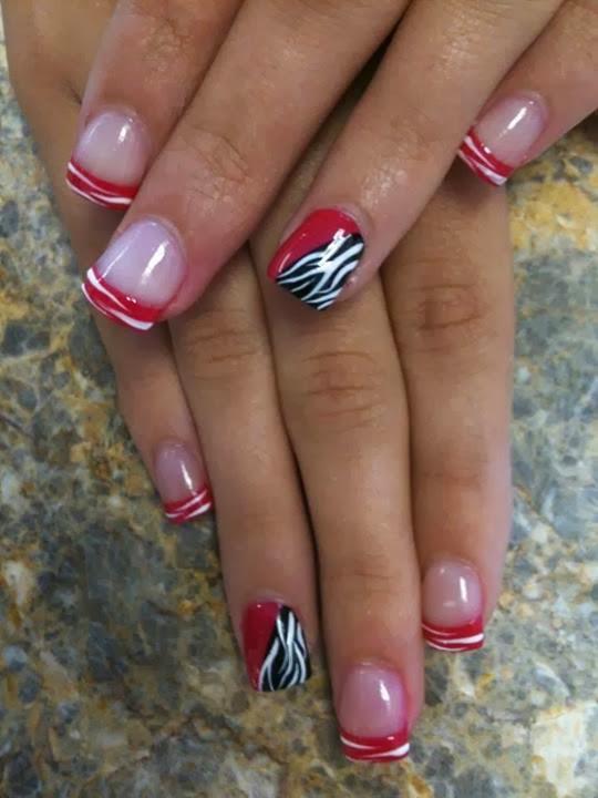 gel backfill rebalance design hottest colors red black & white animal print LED-polish-manicure-OPI-Nail-Polish-Lacquer-Pedicure-care-natural-healthcare-Gel-Nail-Polish-beauty-Acrylic-Nails-Nail-Art-USA-UK.