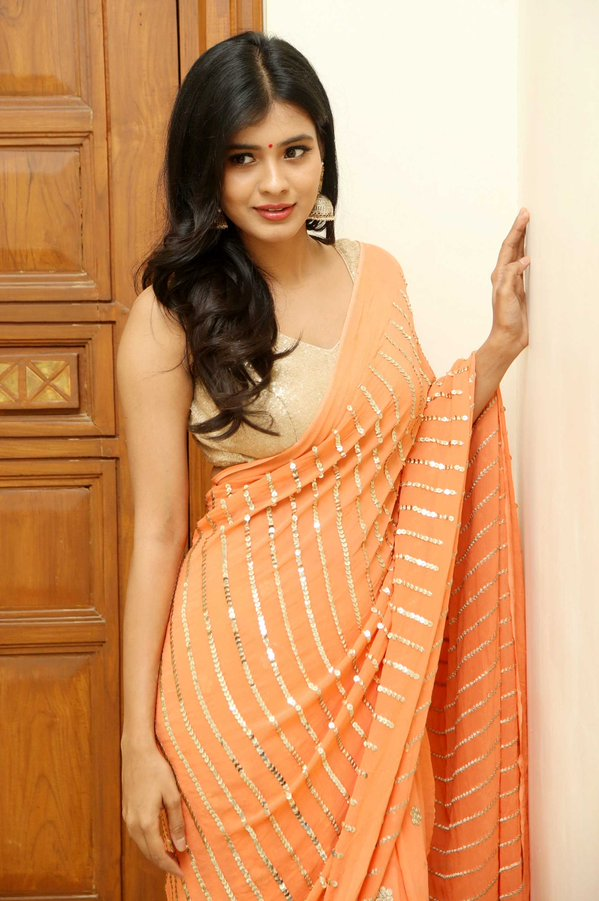 Hebah Patel's role revealed in Nannaku Prematho