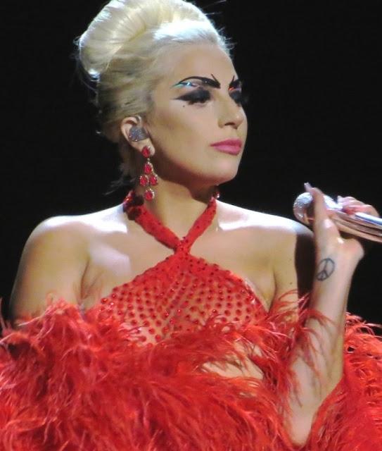 Lady Gaga Cheek to Cheek Tour Photo Credit Marcen27 - Hello, Handbag