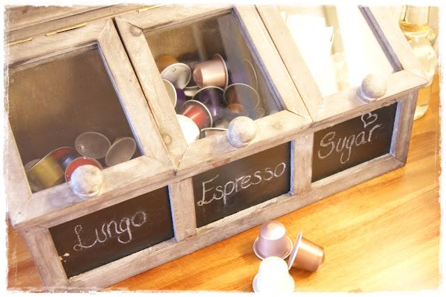 Creamaricrea angolo caff - Porta tazze ikea ...