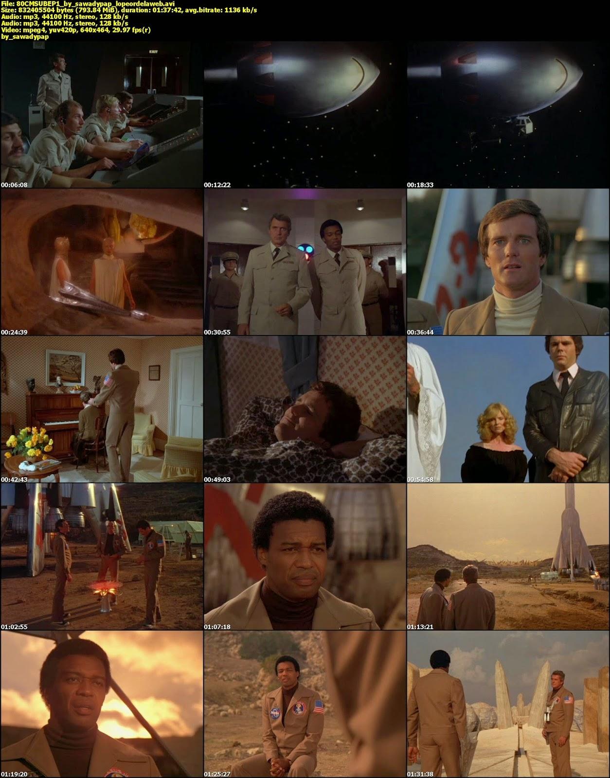 [MiniSerie] Crónicas Marcianas [1980] [DVDRip] [Dual Audio]