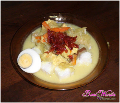 Lontong or Kuah Lodeh Recipes. Simple, Delicious & Easy. Lontong Recipe. Kuah Lodeh Recipe