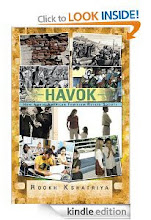 Havok Available on Kindle