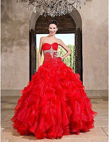 Pasión de novia | Vestidos de novias Rojo