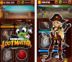 Clicker Game of the Month - LootMaster