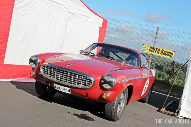 Oldtimer Grand Prix 2013 Volvo